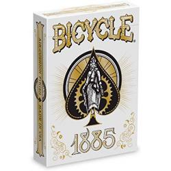 Jeu de 54 cartes bicycle House Blend