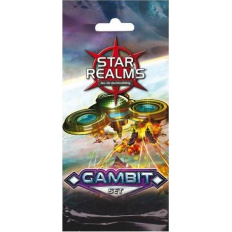 Star Realms : extension Gambit