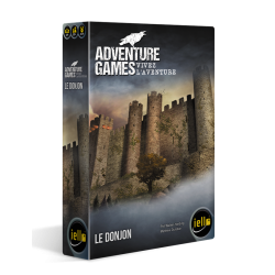 Adventure Games : Le Donjon