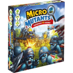Micro Mutants - Usatropodes VS Exogorgs