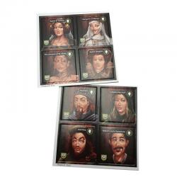 GLEN MORE 2 CHRONICLES – 40 Pièces Metal Ed. limitée+ Bourse x1