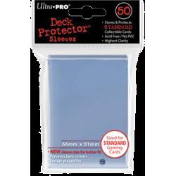 Protège-cartes Ultra Pro Standard Transparent x50