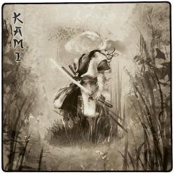 Tapis de jeu 60x60 Kami