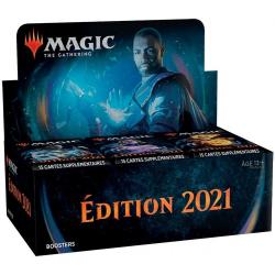 Magic - Boite de 36 boosters Magic 2019