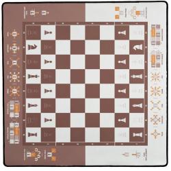 Tapis de jeu 60x60 Echecs pédagogiques