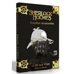 Sherlock Holmes Enquêtes surnaturelles