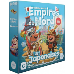 Imperial Settlers : Empire du Nord - Extension Iles Japonaises