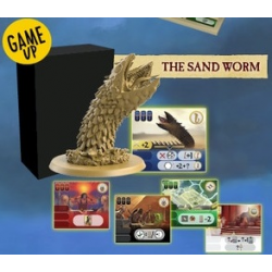 Kemet : Blood ans Sand - Game Up -The Sand Worm & Powers