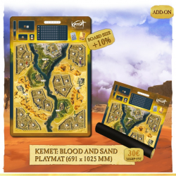 Kemet : Blood ans Sand VF KS Edition (God Pledge)